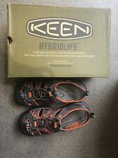 Keen Mens Newport H2 Dark Shadow Bombay Brown