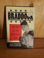 Braddock : The Rise of the Cinderella Man by Hague, Jim