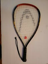 Head Ti.Crush XL 3 5/8 Racquetball Racquet Racket Titanium Alloy