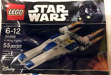 Lego Star Wars 30496 U-Wing Fighter Polybag RARE Promo Starwars 2017 Sealed Set