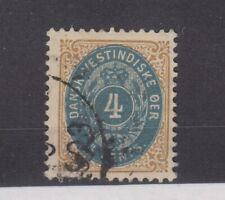 More details for danish west indies 1873 4c sg17 high cat vfu jk2526
