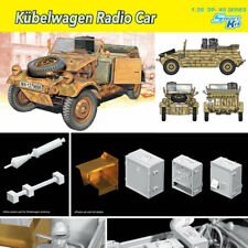 DRAGON 6886 Kubelwagen Radio Car 1:35 Military Model Kit