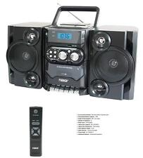 Portable Mp3/Cd Player With Am/Fm Stereo Radio And Cassette Player