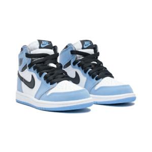 2021 Neu Herren Damen Air High OG University Blue 555088-134 Gr Sneaker