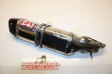 09-16 Suzuki Gsxr1000 Aftermarket Yoshimura Exhaust Pipe Muffler Slip On Can B7