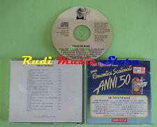 CD ROMANTICI SCATENATI 50 8B BLUES compilation 1994 DIDDLEY WATERS BERRY (C27)