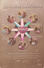 Horoscope des Amoureux c 1915, Tilley Cooke, 47 Mill Street Abergavenny    RK749
