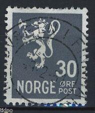 Norway 1946-49, NK 355 Son Nordvågen i Finnmark 9-2-1951 (FI)