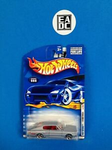 2000 HOT WHEELS '67 DODGE CHARGER SILVER FIRST EDITION 28/36 #88