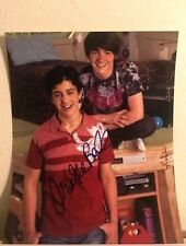 DRAKE BELL ACTOR SIGNED AUTOGRAPHED 8X10 PHOTO DRAKE & JOSH TV SHOW W/PROOF RARE