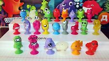 """Lidl Stikeez! """"Stikeez from the Depths of the ocean"""" All 24 figures + card-game"""
