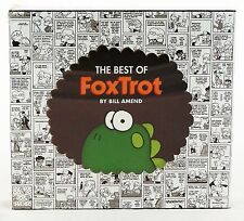 The Best of FoxTrot Collector's Edition Book Set Hardcase comic strip andy peter