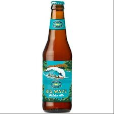 6 bottiglie Kona BIG WAVE a 0,355l dalle Hawaii Golden Ale 4,4% vol.