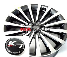 [Kspeed] (Fits: KIA 2010-2015 Cadenza K7) 18inch black luxury wheels & Wheel cap