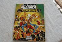 LES DOSSIERS DU CANARD ENCHAINE LE GRAND BETISIER 96/97
