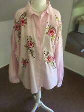 Pale Pink Topshop Shirt