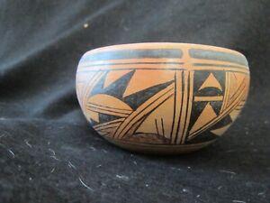 Pueblo Pottery, Hopi Pottery: Bowls 1st Mesa by G. Adams