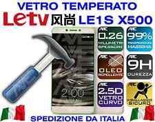VETRO TEMPERATO PELLICOLA PROTEGGI SCHERMO DISPLAY LETV LEECO LE 1S X500 LE1S 9H