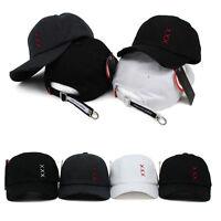 Unisex Mens Womens Teamlife Strap Ring Baseball Cap Adjustable Trucker Hats