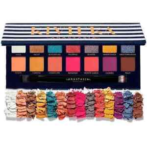 New Anastasia Beverly Hills Riviera Eyeshadow palette 14 Shades Uk Stock
