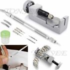 Metal Watch Band & Bracelet Link Remover + Spring Bar Repair Tool W/ Extra Pins