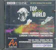 MASTERPRIZE INTERNATIONAL COMPOSING COMPETITION 1997 CD / LSO / DANIEL HARDING