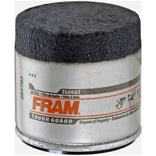 Fram Tough Guard TG6607 Oil Filter fits XG6607 PH6607 M1-108A PH2876 51365 1365