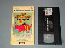 Les bronzés Font Du Ski (VHS)(French) Michel Blanc Testé