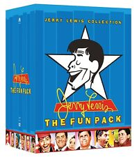 JERRY LEWIS COLLECTION  9 DVD  COFANETTO