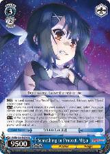 Weiss Schwarz  x 1 Something to Protect, Miyu [PI/EN-S04-E029S SR (FOIL)] Englis