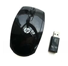 NEW HP ORIGINAL GENUINE Wireless Mouse and USB Receiver kit 603289-001