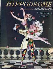 Original 1917 Hippodrome Souvenir Program Leyendecker Cover, Musical CHEER UP