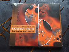 Slip Album: Tangerine Dream : Canyon Cazuma : Sealed