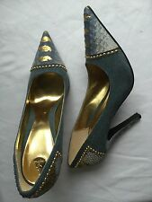 New Size 10 B. Baby Phat Women's High Heel Shoe With  Dust Bag