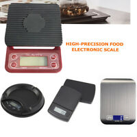 Multi-functional High Precision LCD Electronic Ashtray Scale Jewelry Pocket Palm