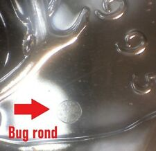 Error 25 CENTs canada PL--1995--UNC ( Bug rond )