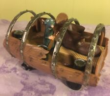 Ratatouille Pullback Racer WIne Barrel Remy Walt Disney PIXAR Toy