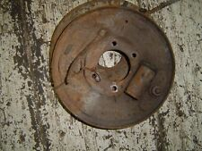 "1967-1970 Ford 8"" or 9"" rear backing plates steel left and right drum brakes"