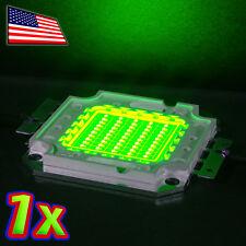 [1x] 50W Bright GREEN LED 525nm High Power 3500LM 32V 50 Watt Lamp