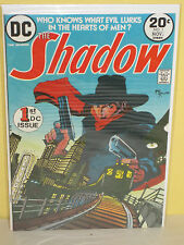 THE SHADOW #1 - Michael William Kaluta - (DC, 1973) - O'Neal - PULP HERO
