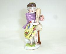 Insolite Figure en Porcelaine Figurine Meissen (XVIII) Jh