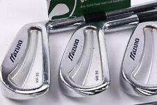 MIZUNO MP-30 IRONS / 3-PW / REGULAR FLEX DYNAMIC GOLD R300 SHAFTS / MIIMP3253
