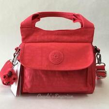 KIPLING FAIRFAX FELIX HB6605 Small Handbag Shoulder Crossbody Bag Jazzy Pink