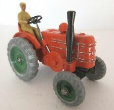 Dinky Toys 1950's Field Marshall Farm Tractor  - 1950's Dinky Toys Farm Models