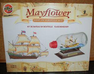 Airfix Mayflower Ship in a Bottle kit