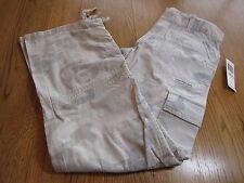 Calvin Klein Jeans camo pants girls 10 3835079-17T NWT40.00*^