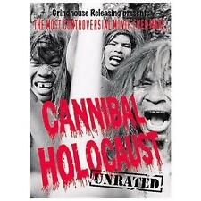 Cannibal Holocaust (DVD, 2008, 2-Disc Set, Unrated Deluxe Edition)