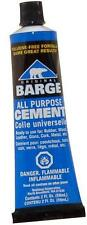 2oz Barge All Purpose Cement Glue Adhesive Leather Rubber Wood Glass V-4049