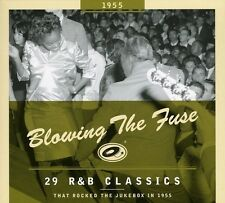 1955-Blowing The Fuse: 29 R&B Classics That Rocked - Blowing The (2005, CD NEUF)