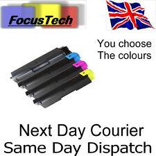 Set of 4 Kyocera FS C5250DN TK-590 New compatible Toner Cartridges